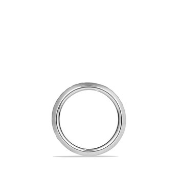 Cable Classic Band Ring