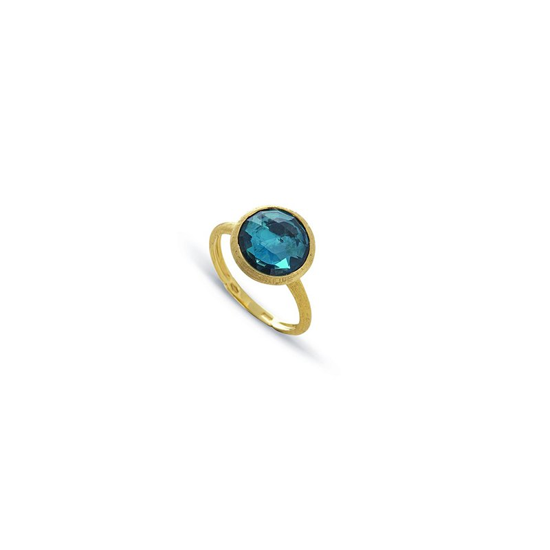 Marco Bicego Jaipur Color London Blue Topaz Ring