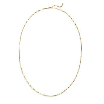 Classic Gold Oval Chain
