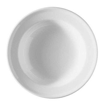 Loft White Rim Pasta Dish