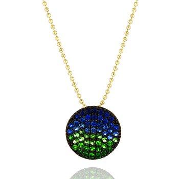 Marea Medium Infinity Necklace