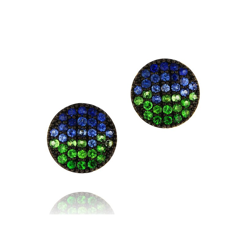 Phillips House Marea Mini Infinity Stud Earrings