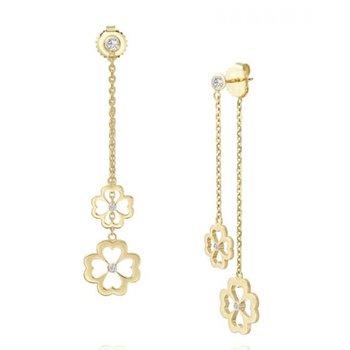 Mini Kelly Dangle Earrings