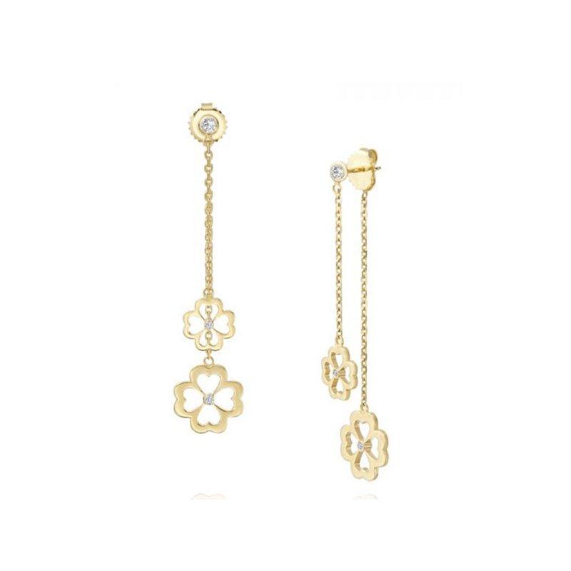 Gumuchian Mini Kelly Dangle Earrings