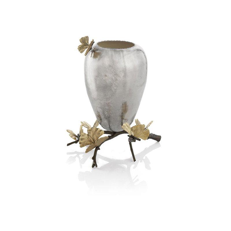 Michael Aram Butterfly Ginkgo Vase
