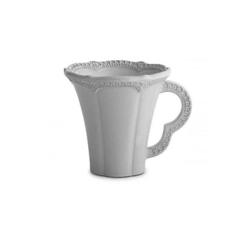 Arte Italica Merletto White Mug 12oz