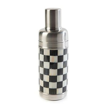 3260 Cocktail Shaker-Courtly Check