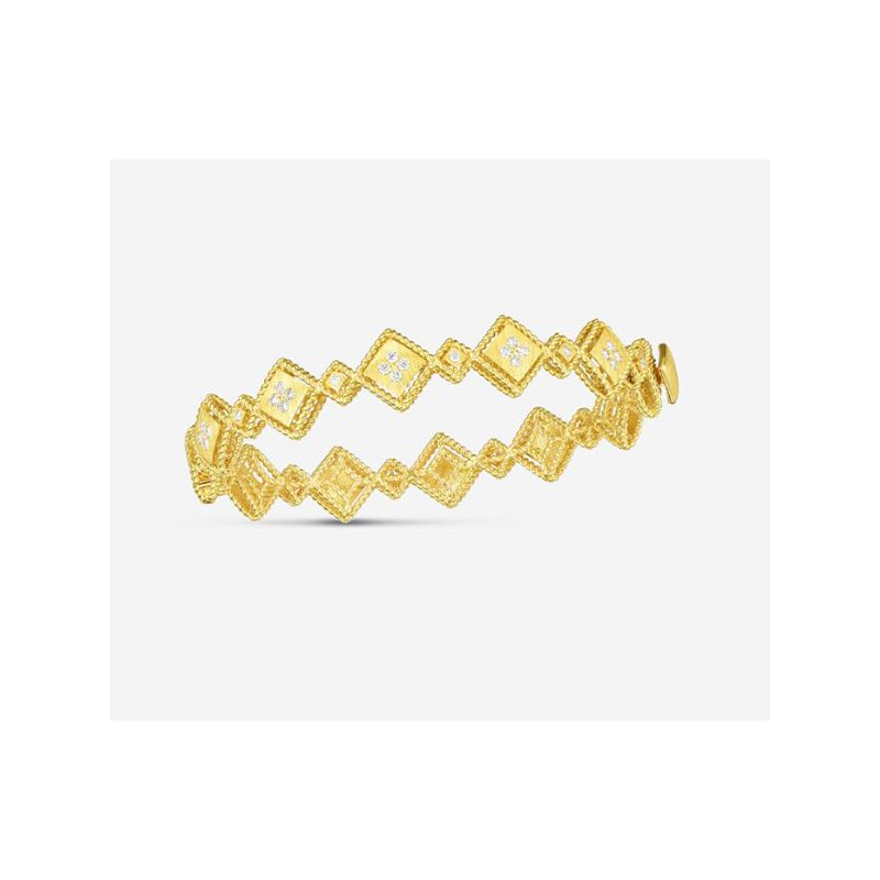 Roberto Coin Palazzo Ducale Bangle Bracelet