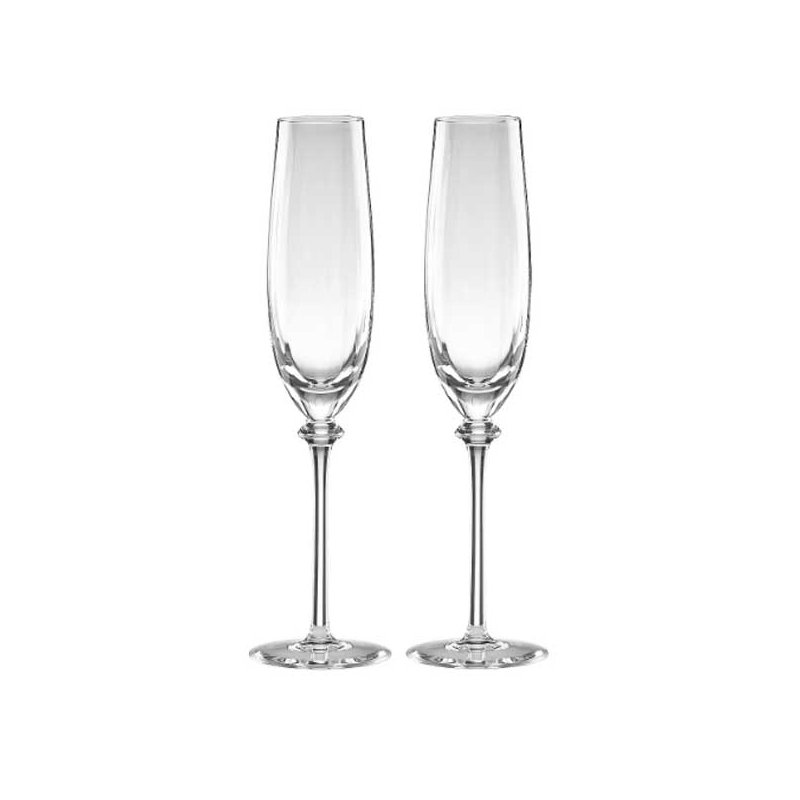 Reed & Barton Austin Champagne Flutes