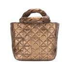 CHANEL Limited Edition Soft Braided Tote Bag