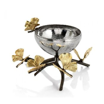 Butterfly Gingko Nut Dish