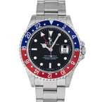 Pre-Owned Rolex GMT Master II (Ref. 16710)