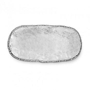 Organic Pearl Nova Pearl Oval Tray