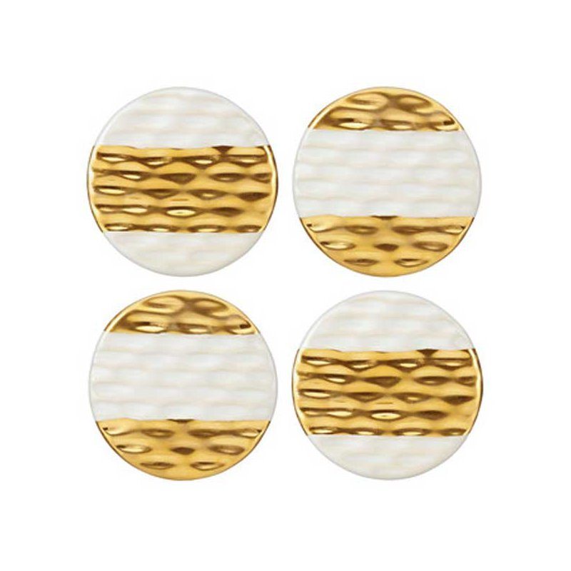 Michael Wainwright Truro Gold Coasters