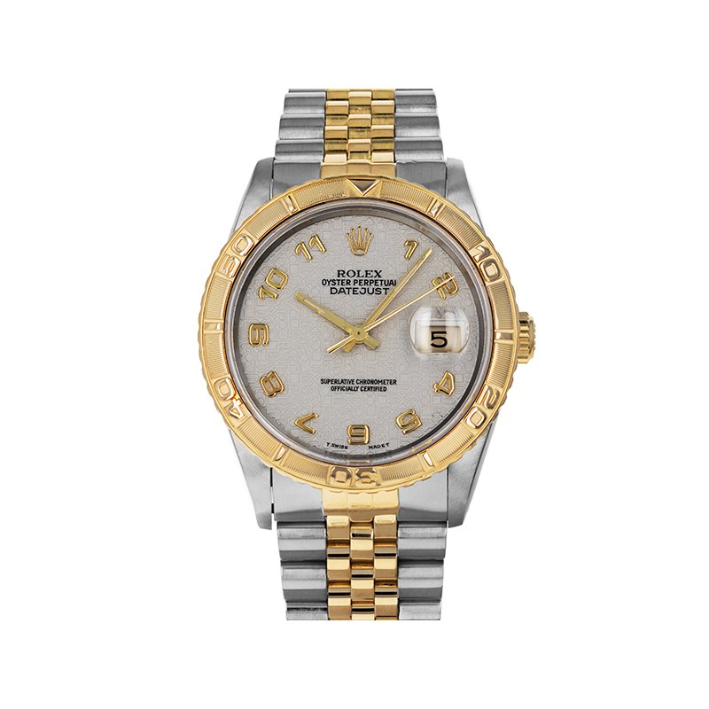 Pre-Owned Rolex Datejust Turn-O-Graph (Ref. 16263)
