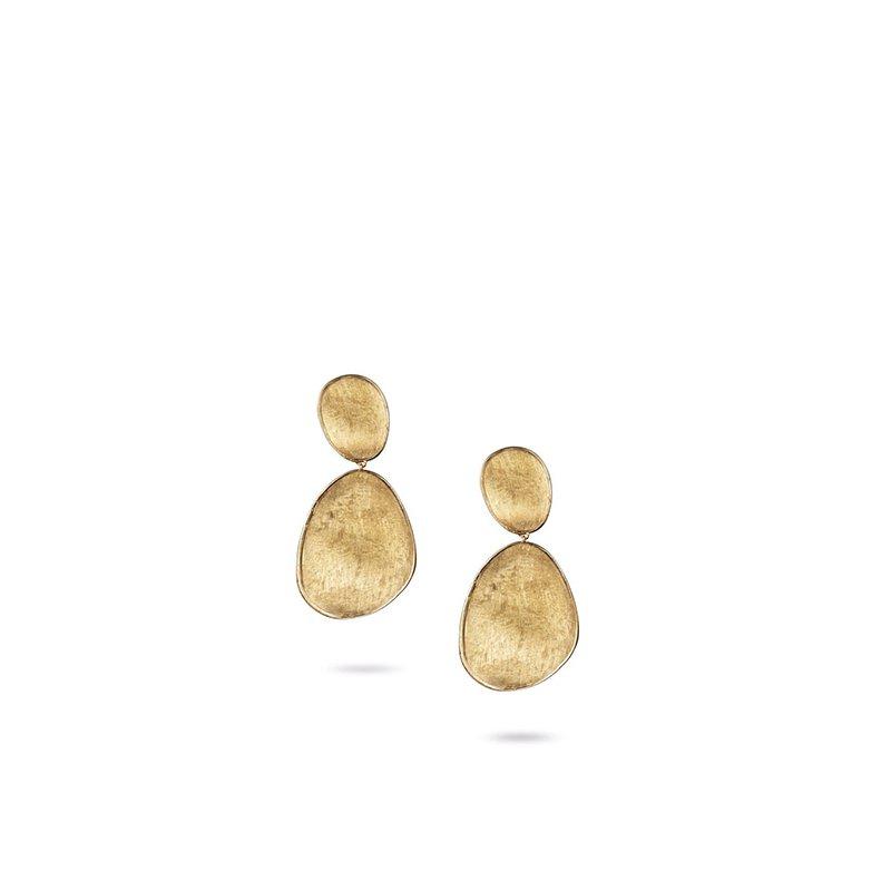 Marco Bicego Lunaria Large Double Drop Earrings