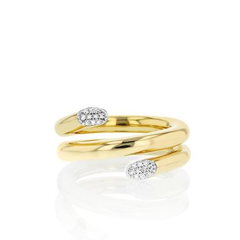 Affair Double Swivel Ring