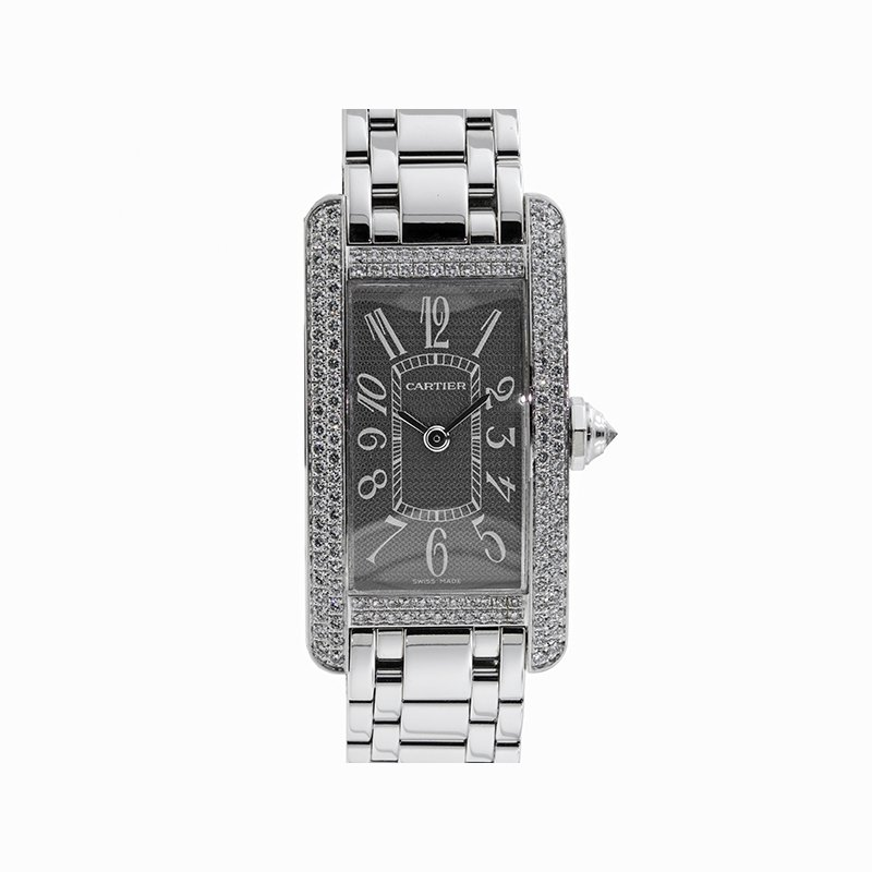 Pre-Owned Cartier Tank Americaine (Ref. 2489)