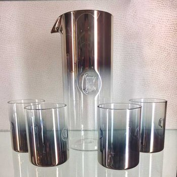 Boulevard 5-Piece Bar Set