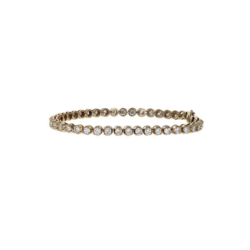Estate Radcliffe Diamond Tennis Bracelet