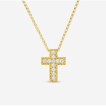 Princess Cross Necklace
