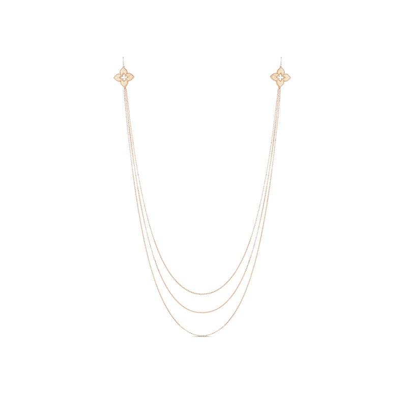Roberto Coin Petite Venetian Princess  Necklace
