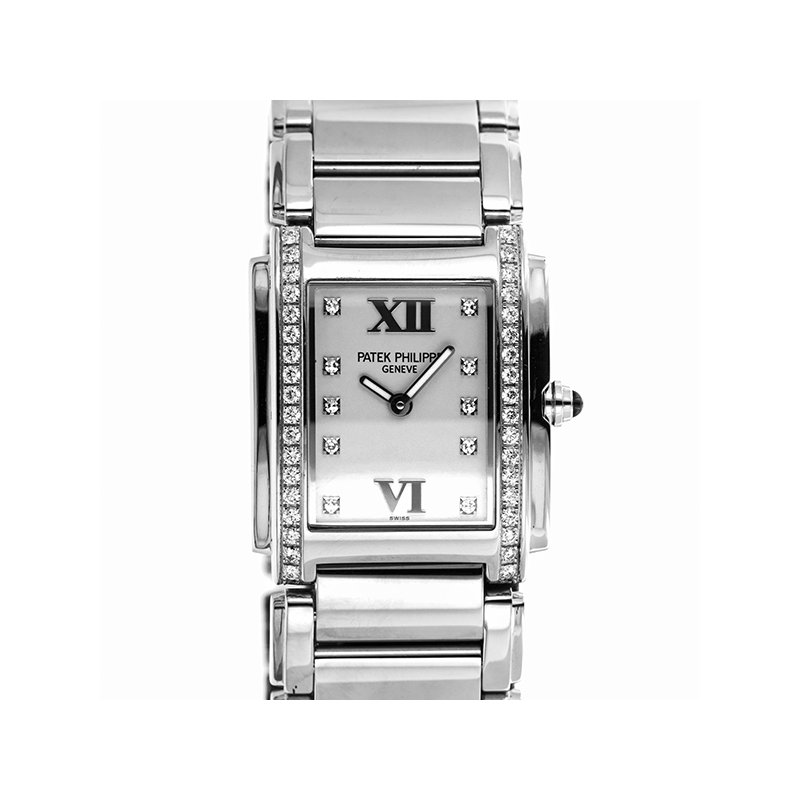 Pre-Owned Patek Philippe Twenty-4 (Ref. 4910/10A-001)