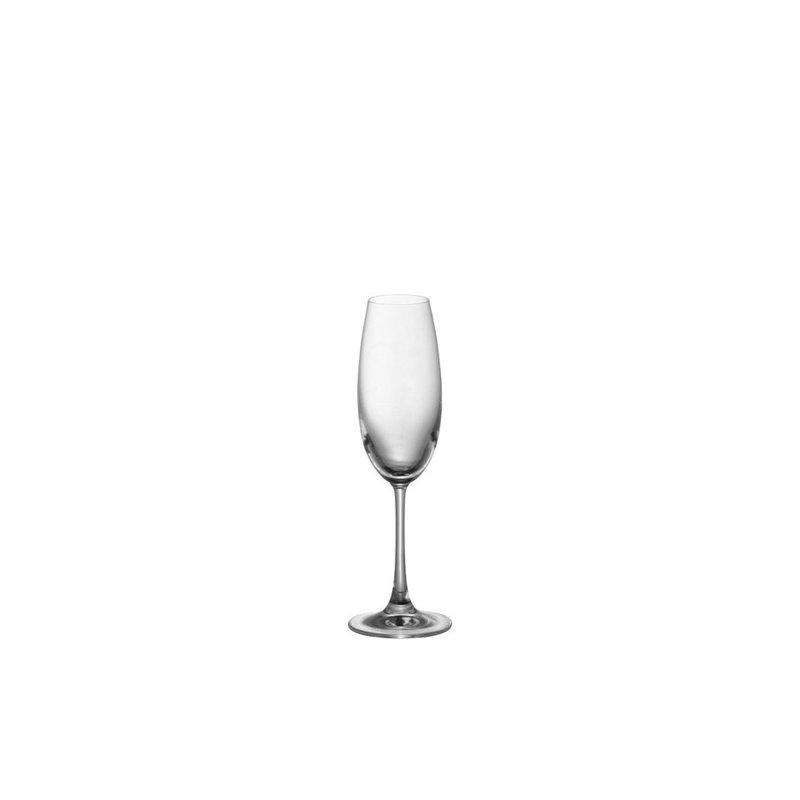 Rosenthal Di Vino Champagne Flutes- Set of 6