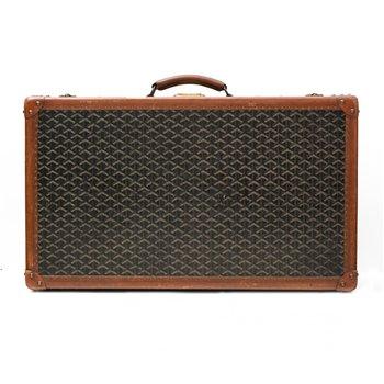 Vintage Steamer Suitcase