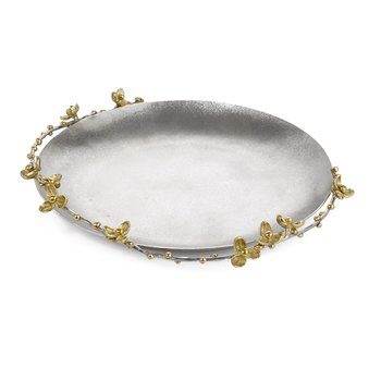 Bittersweet Round Platter