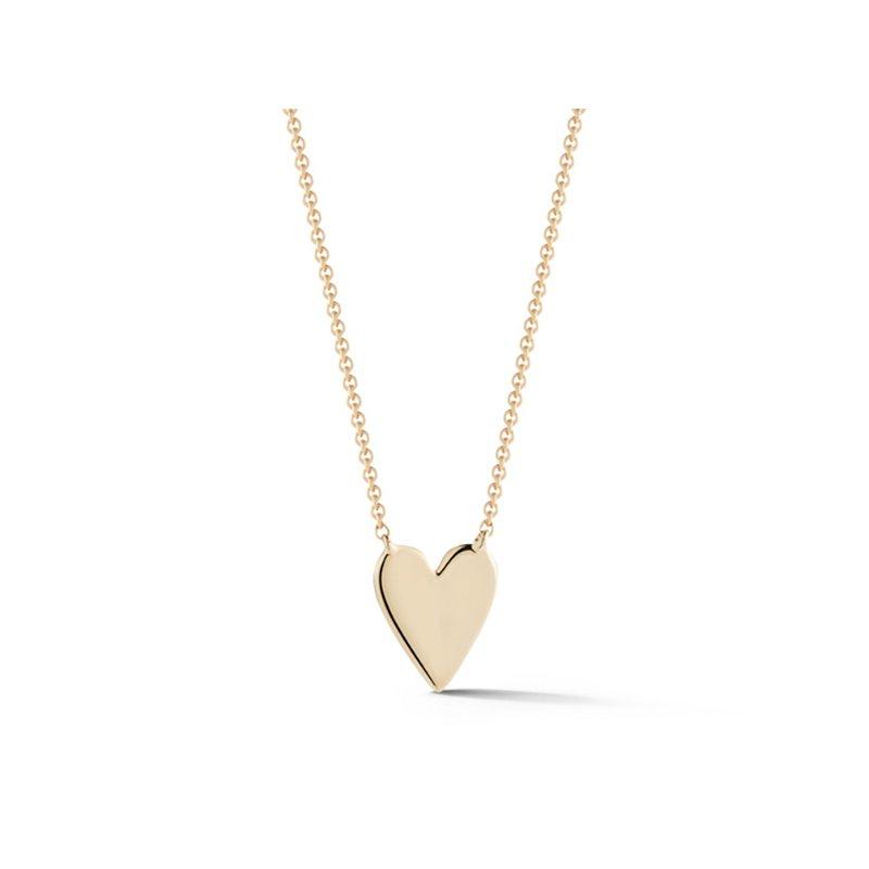 Dana Rebecca Designs DRD Heart Necklace
