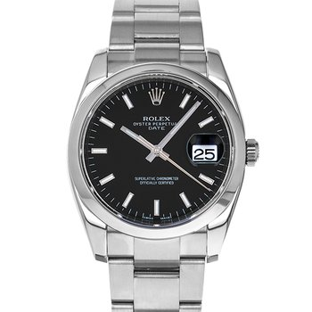 Oyster Perpetual Date (Ref. 115200)