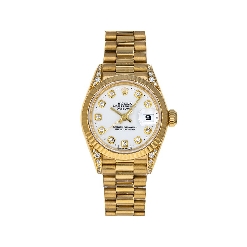 Pre-Owned Rolex Datejust (Ref. 69238)