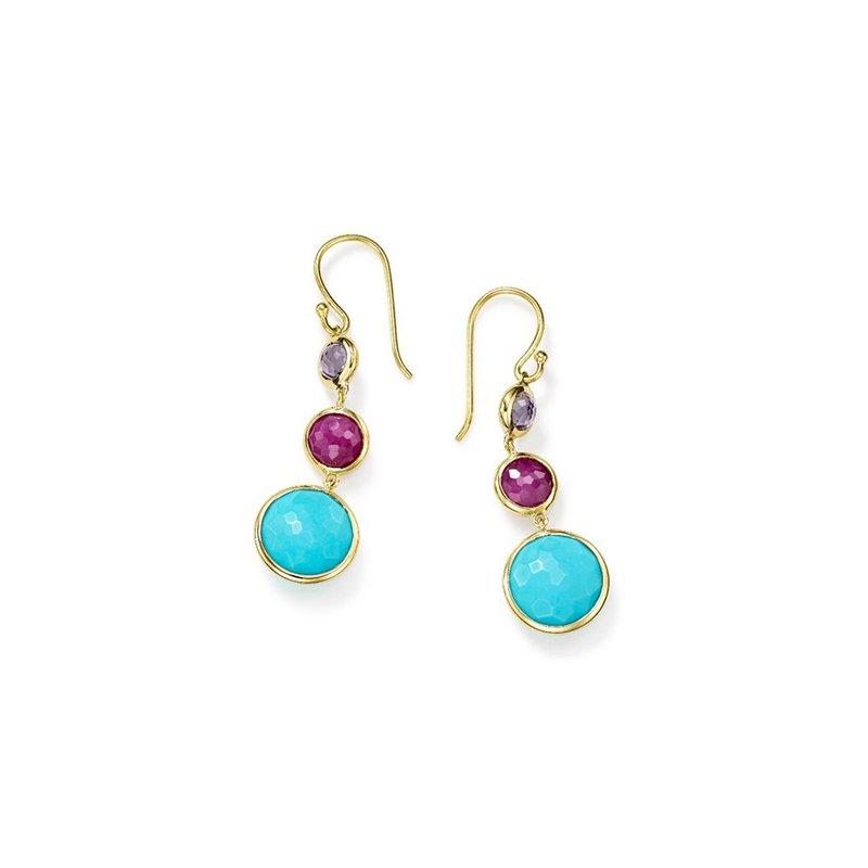 Ippolita Lollipop Lollitini 3-Stone Drop Earrings