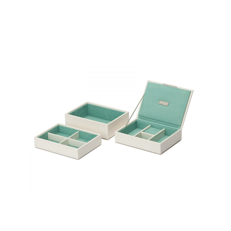 Wolf Designs Mini Stackable Tray Set
