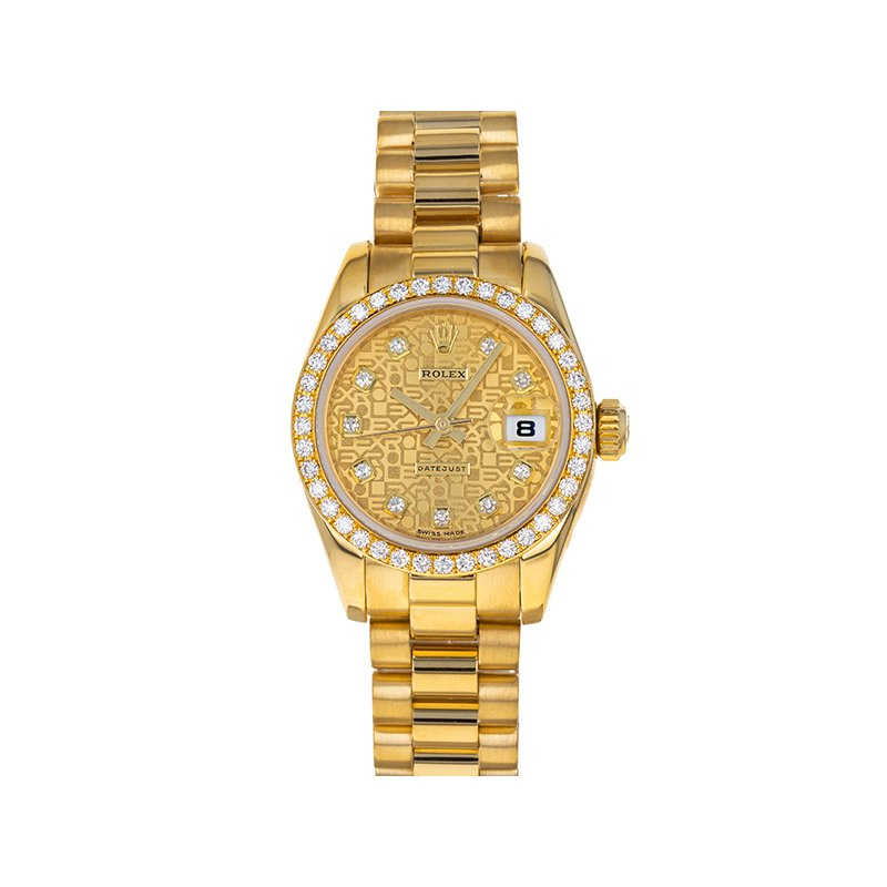 Pre-Owned Rolex Datejust (Ref. 179138)