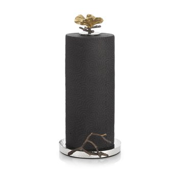 Butterfly Ginkgo Paper Towel Holder