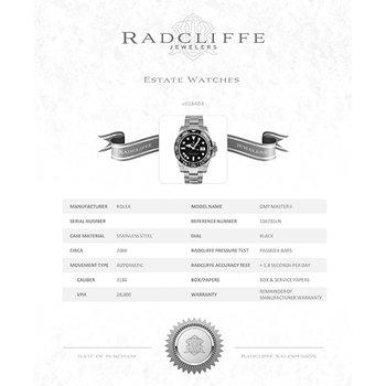 GMT Master II (Ref. 116710LN)