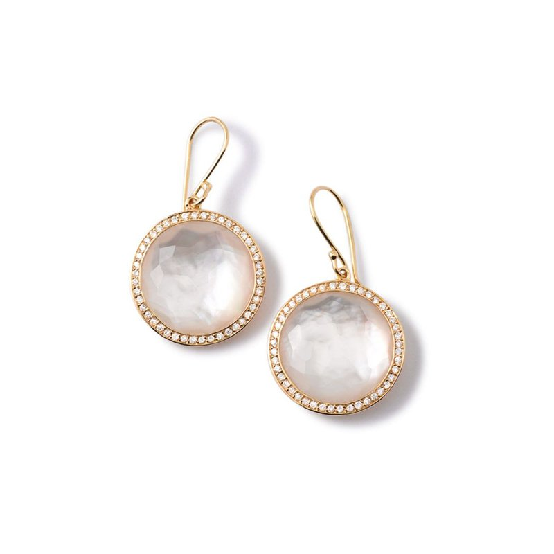 Ippolita Lollipop Mother-of-Pearl Drop Earrings