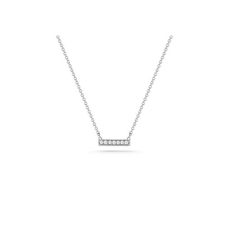 Dana Rebecca Designs Sylvie Rose Bar Necklace