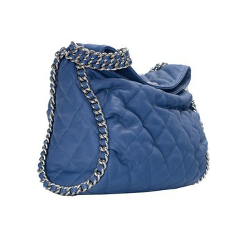 Chain Around Hobo Bag