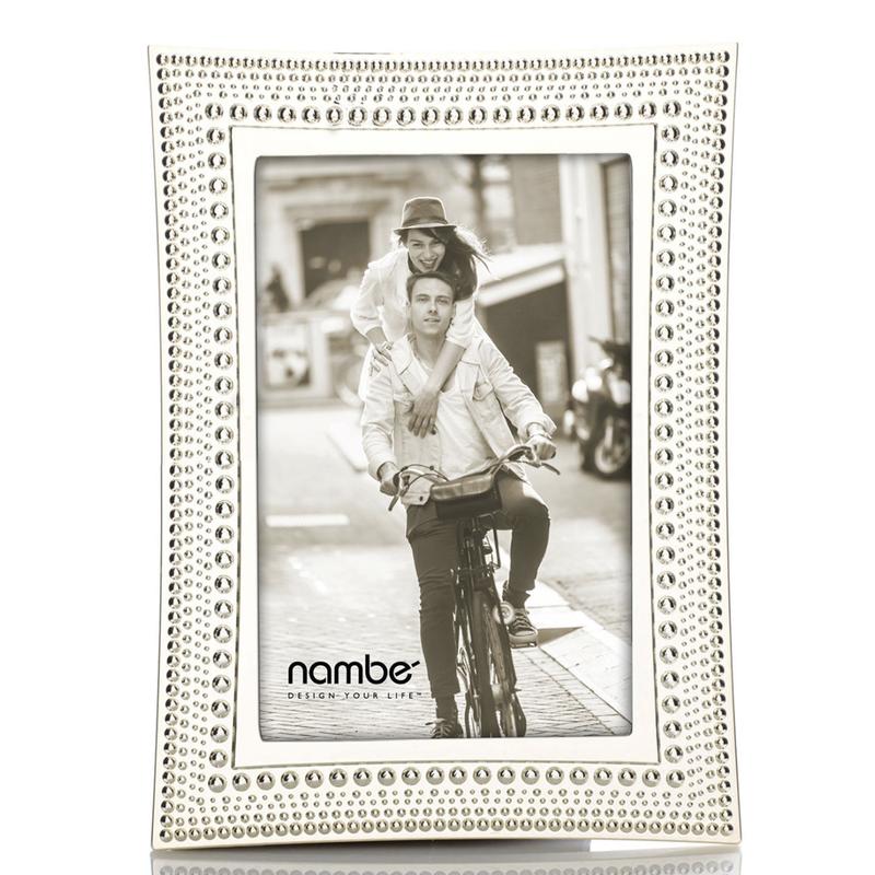 Nambe Beaded Frame 4 x 6