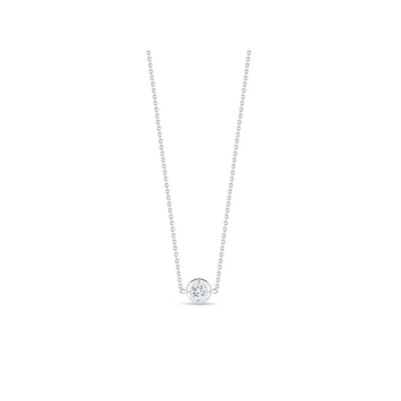 Roberto Coin Diamond Pendant