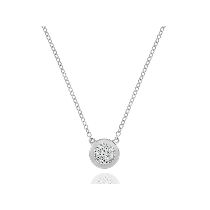 Phillips House Micro Infinity Plate Necklace