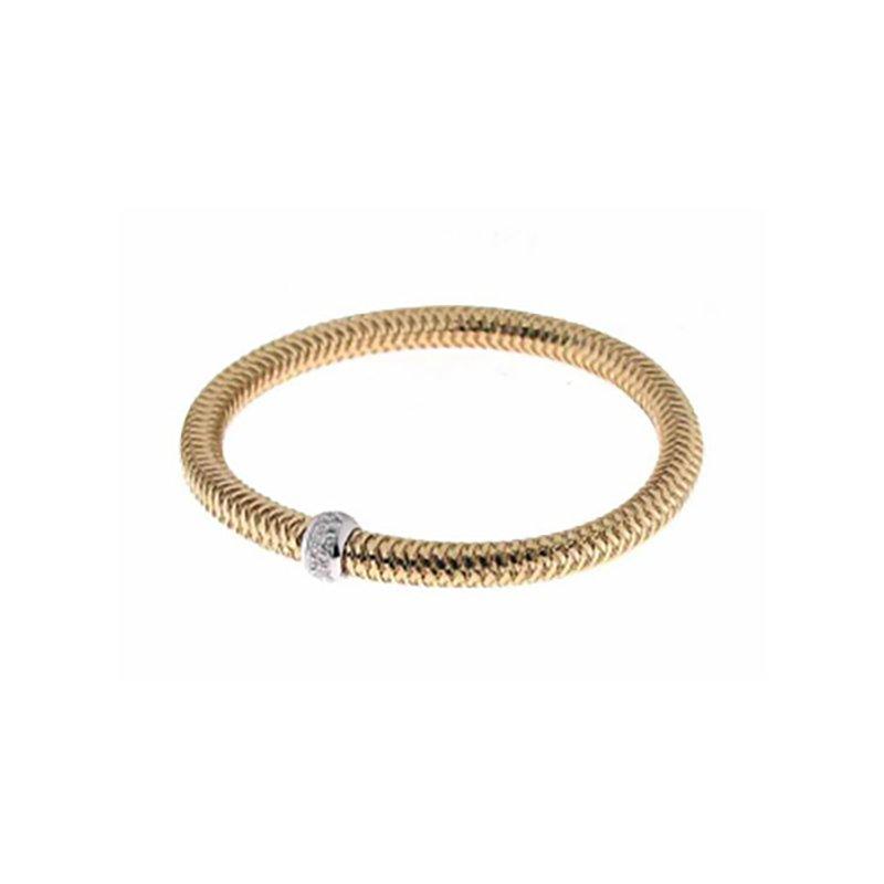 Roberto Coin Primavera Diamond Station Bracelet
