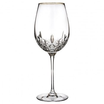 Lismore Gold Wine Glass