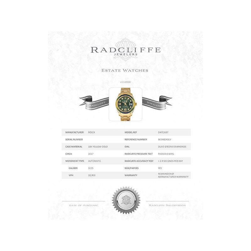 Pre-Owned Rolex Pearlmaster (Ref. 86348SABLV)