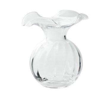 Hibiscus Fluted Vase - Large