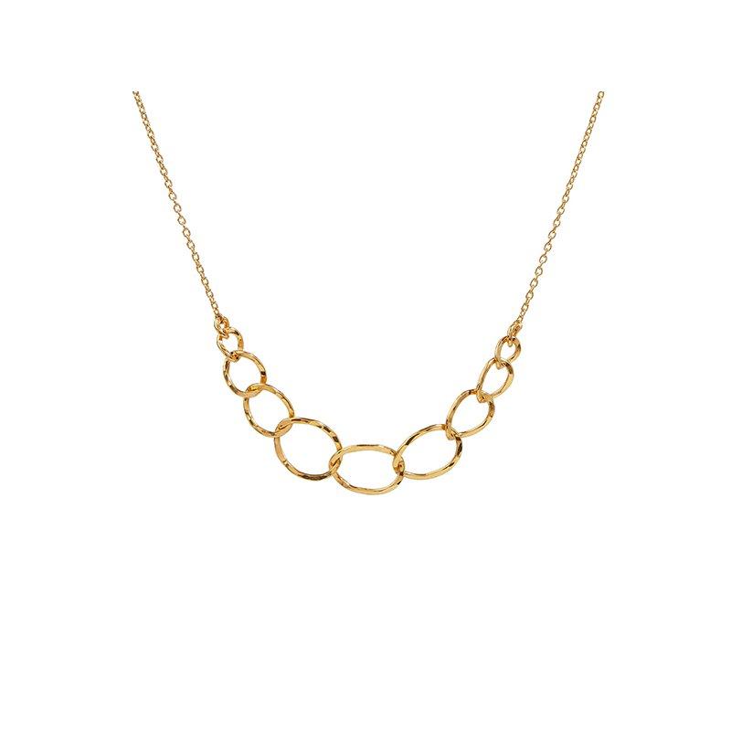 Gurhan Link Necklace