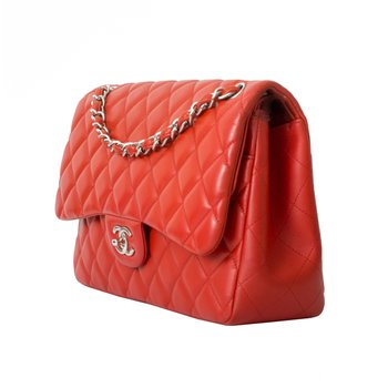 Jumbo Double Flap Bag